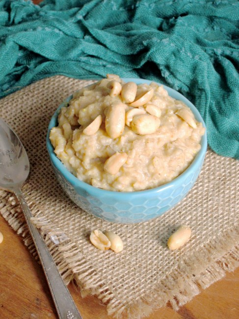 Peanut Butter Cookie Dough Oatmeal - Oatmeal Artist