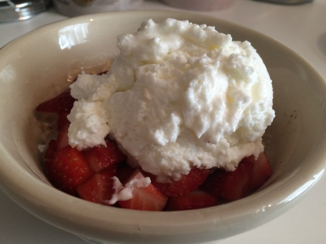 Strawberry Shortcake Oatmeal 3