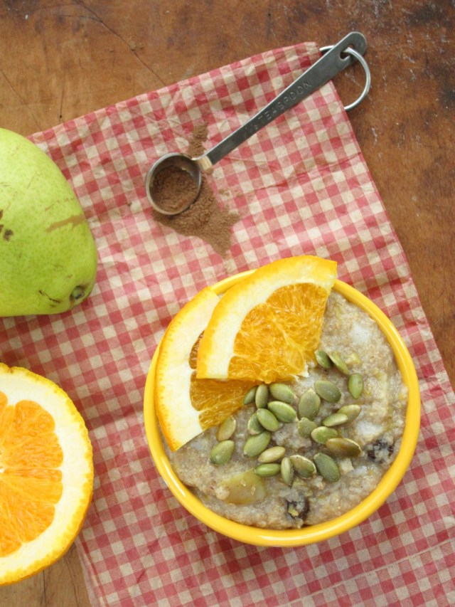citrus-pear-oatmeal-oatmeal-artist