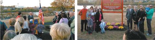 Photos courtesy Town of Kearny