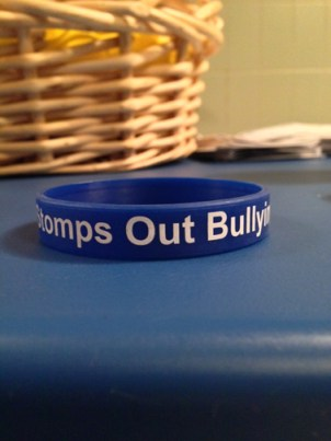 Photos by Anthony Coelho Students at Washington Middle School learns lessons about bullying.