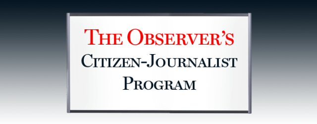 Citizen Journalist Program