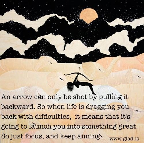 Launching Into Greatness