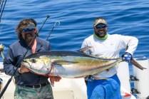 Carter, Juan, Yellowfin tuna