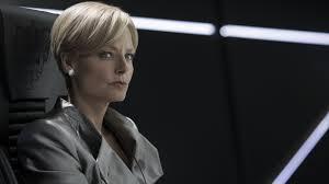 Jodie Foster as Jessica Delacourt