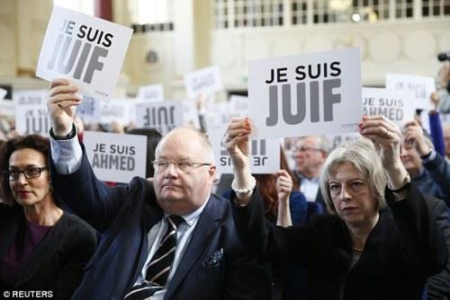 """""""I am a Jew"""" – Theresa May"""