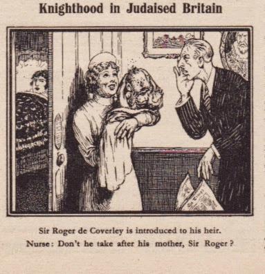Jewish intermarriage to British aristocracy