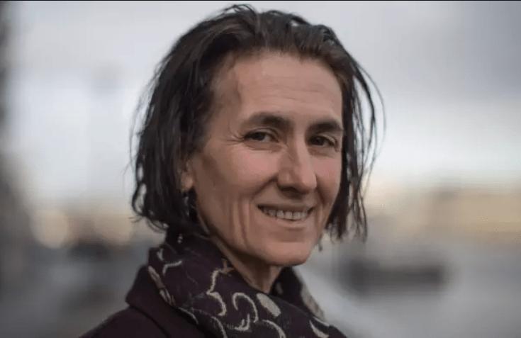 Das bolschewistische Punim von Rebecca Hilsenrath