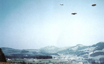 A Brief History of The Most Famous UFO Sightings Caught on Camera