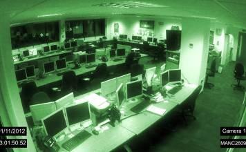 Top 5 Creepiest Ghost Sightings Caught on CCTV