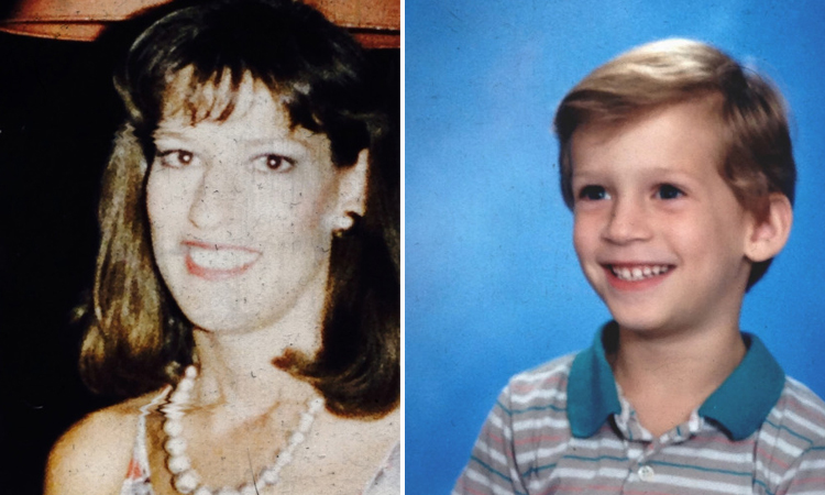 (Source de l'image) Olivia Mabel et son fils Aiden à 6 ans.  1 an avant sa mort.