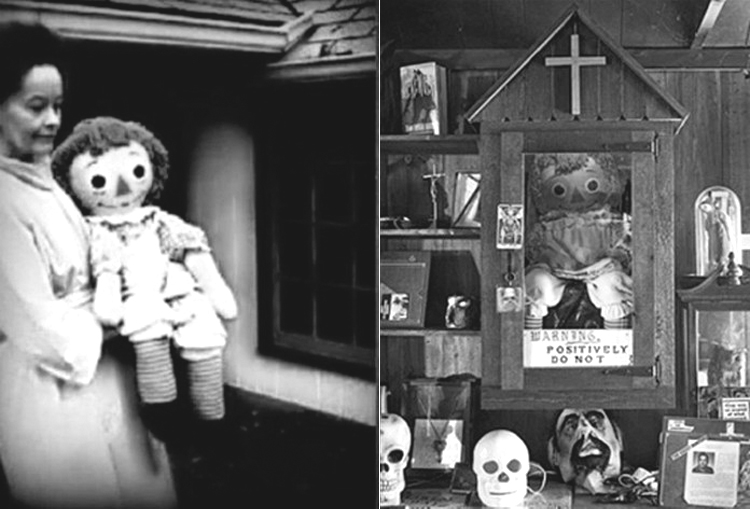 True Conjuring: 5 Paranormal Cases that Ed and Lorraine Warren Solved