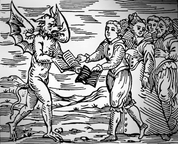 5 True Stories of People Who Sold Their Soul to the Devil