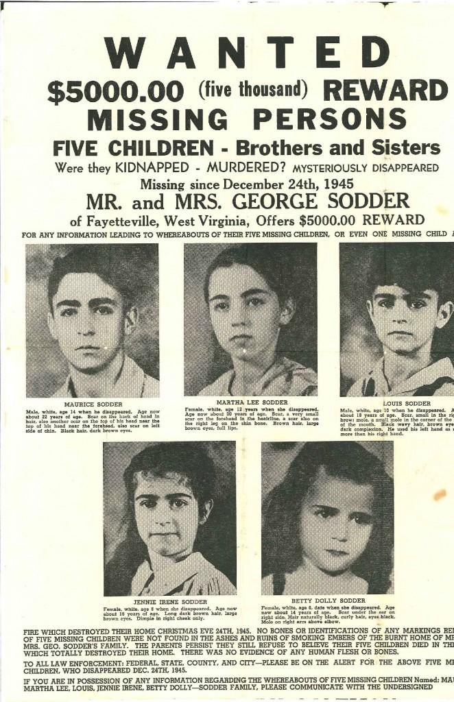 Up In Smoke: La disparition des enfants Sodder