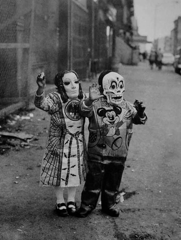 25 images d'Halloween profondément dérangeantes qui vous donneront la frousse