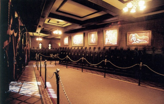 Dark Side of Disneyland: 10 Ghost Stories and Urban Legends