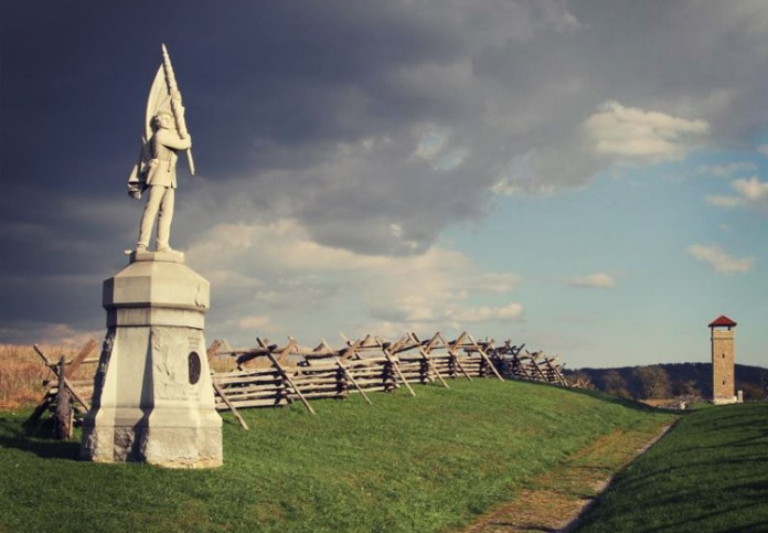 Ghosts of War: 8 Haunted War Memorials