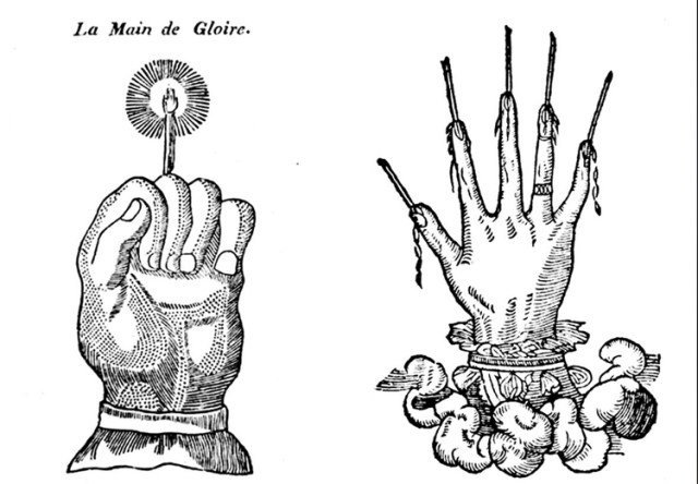 Macabre Magic: Origins of the Hand of Glory
