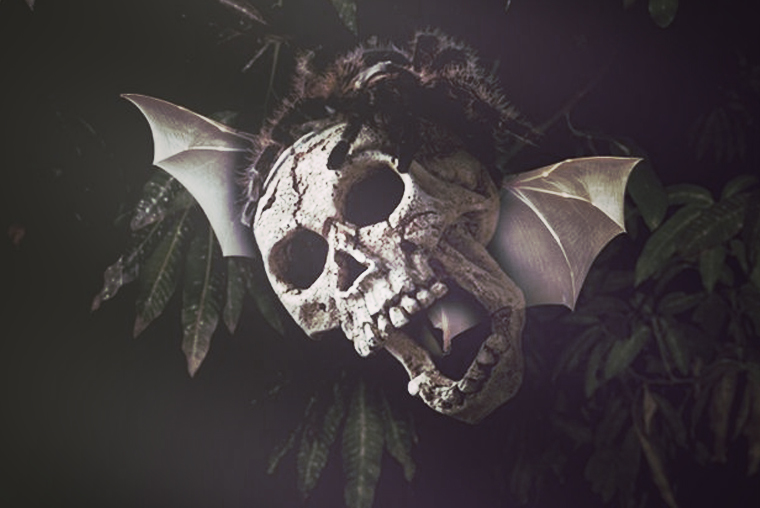Le mal qui dévore: 7 légendes terrifiantes du folklore amérindien