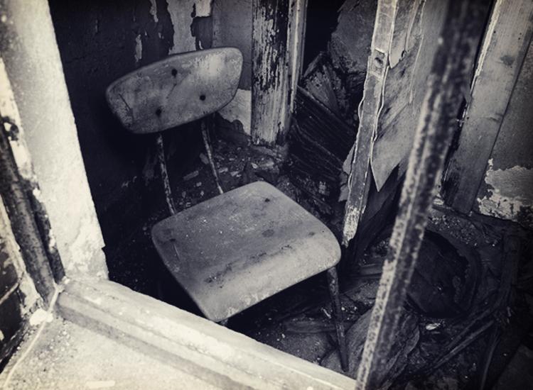 Asile américain: les ruines abandonnées de l'hôpital d'État de Géorgie