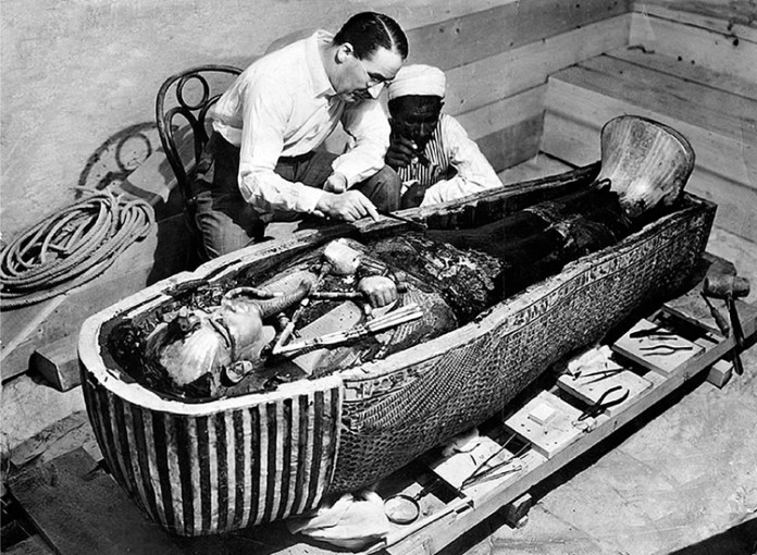 The Curse of the Mummies: Was There Really a Curse on Tutankhamen's Tomb?