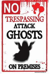 ghost hunters, no trespassing, the occult section, new york paranormal society