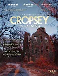 cropsey, dvd, staten island, andre rand, willowbrook