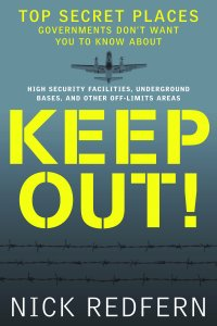 keep out nick redfern area 51 hangar 18