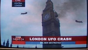Nick Pope say s Britain can repel a UFO attack