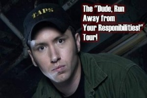 Brian Harnois, from the Syfy Channel TV show Ghost Hunters and former TAPS member, is accused of stealing money from fans