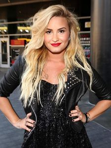Demi Lovato claims that her house was haunted and that she is a ghost hunter