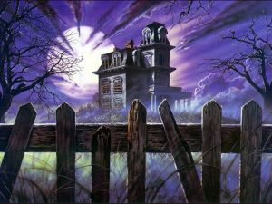 Haunted Houses in the Age of Quarantine