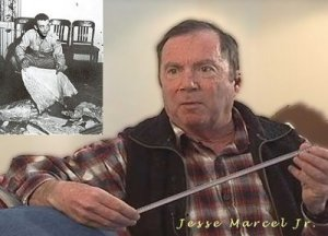 Jesse Marcel Jr., original witness to the Roswell UFO crash, has died.