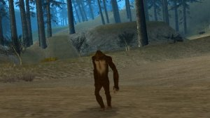 Gamers say they have seen Bigfoot in Grand Theft Auto: San Andreas