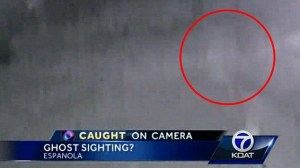 Ghost seen at New Mexico Police Station