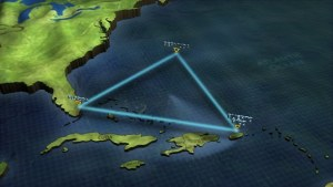 Methane Bubbles in the Bermuda Triangle