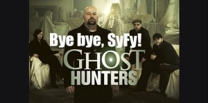 Ghost Hunters leaving SyFy Channel