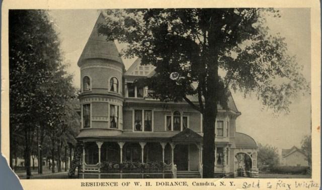 Dorance House Camden NY