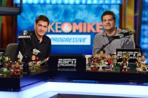Mike and Mike ESPN Bigfoot