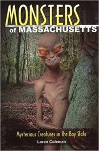 Monsters of Massachusetts by Loren Coleman book review