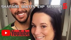 Becks Paranormal EVP Session Shanann Watts