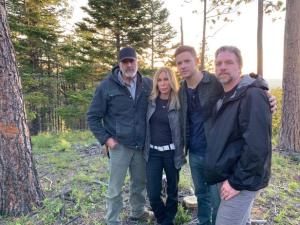 The Expedition Bigfoot team