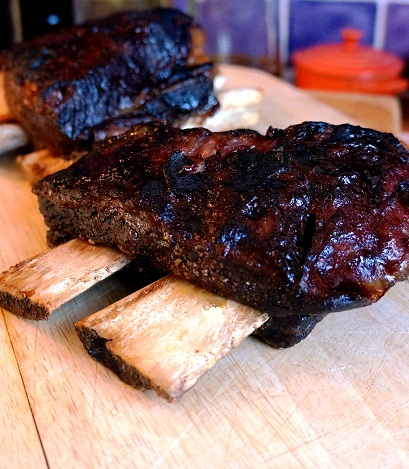 How to Cook Beef Short Ribs – Slow Cooked Beef Short Ribs with BBQ Glaze