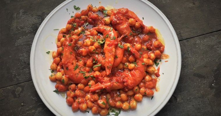 Prawn and Chickpea Ragu Recipe – David Lloyd Clubs