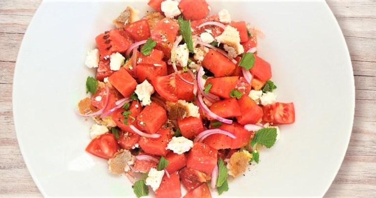 Greek Panzanella Salad Recipe – David Lloyd Clubs