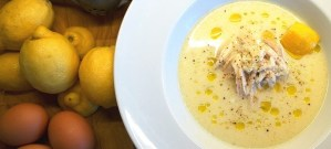 Avgolemono avgolemoni greek chicken soup theo michaels egg lemon sauce