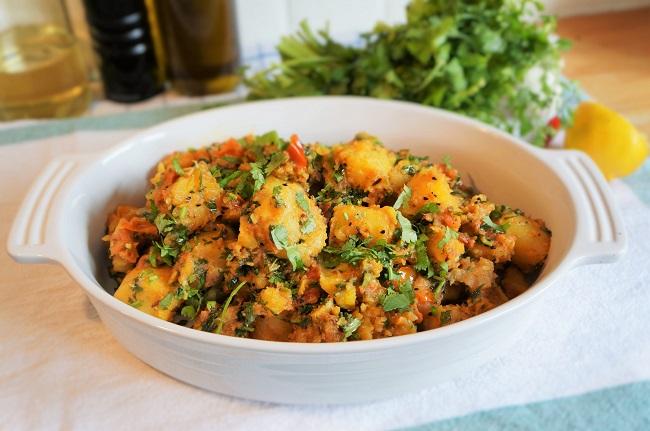 Bombay Potato Recipe – How To Make Bombay Potatoes