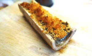 Roasted Bone Marrow Recipe Recipe by Theo Michaels Gratin, Masterchef