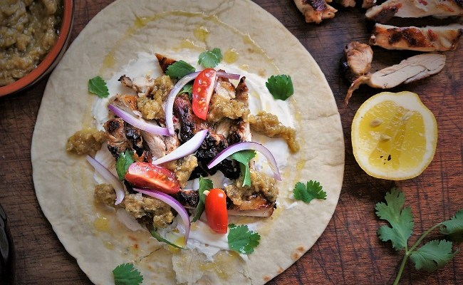 Chicken Gyro Recipe – How To Make Chicken Gyros