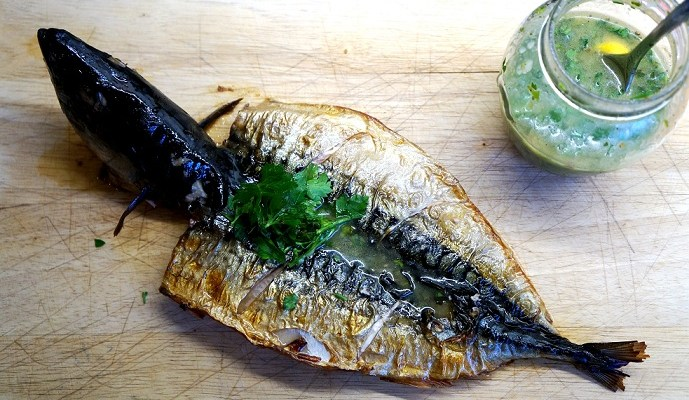 Grilled Mackerel Recipes | How to Cook Mackerel